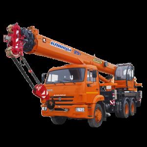 КАМАЗ-65115 (6х4)(31м)
