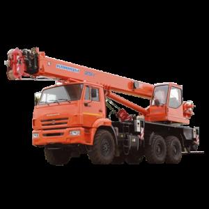 КамАЗ-43118 (6х6)(28м)