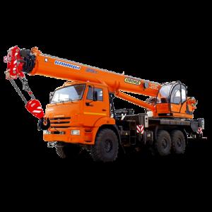 КАМАЗ-43118-46 (6х6)(31м)