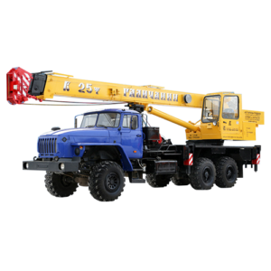 Урал-4320 (6х6) ЕВРО-4